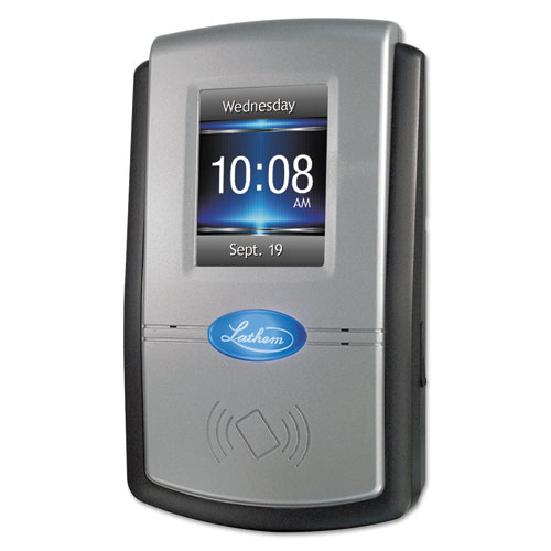 PC700 Online WiFi TouchScreen Time  Attendance System, Gray
