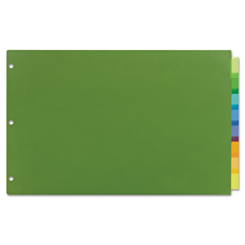 avery big tab inserts for dividers 8 tab template - avery insertable big tab plastic dividers 8 tab 11 x 17