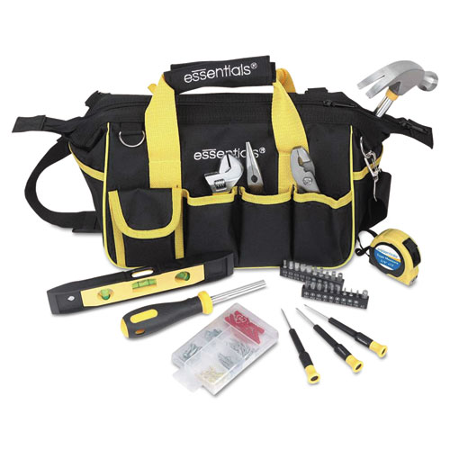 32-Piece Expanded Tool Kit with Bag