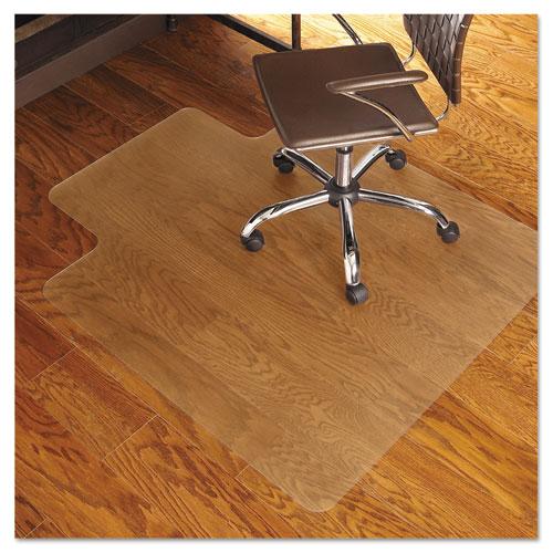 "ES Robbins® EverLife Chair Mat for Hard Floors, 36"" x 48"", Clear"