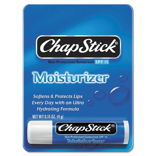 ChapStick® Lip Balm Moisturizer Ultra-Hydrating Formula, 15 SPF, 0.15 oz Tube