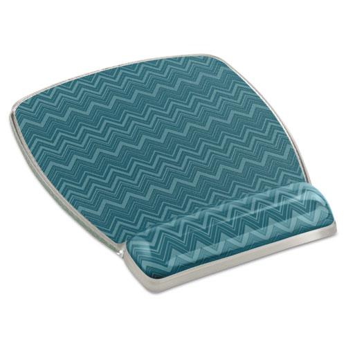 fun design clear gel mouse pad wrist rest 6 4 5 x 8 3 5 x 3 4