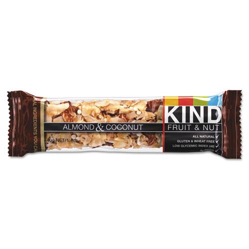 Kind fruit & nut almond & coconut