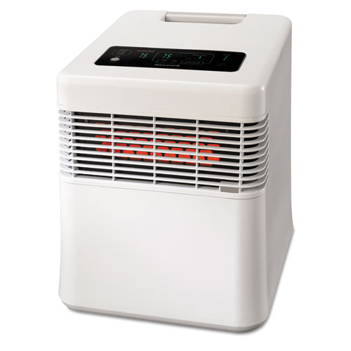 Energy Smart HZ-970 Infrared Heater, 15 87/100 x 17 83/100 x 19 18/25, White