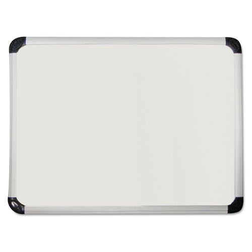 Porcelain Magnetic Dry Erase Board, 72 x 48, White | by Plexsupply