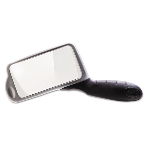 "Bausch & Lomb 2X Rectangular Handheld Magnifier W/Acrylic Lens, 2"" X 4"" at Sears.com"