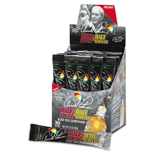 Arizona® Arnold Palmer Half & Half Iced Tea – Lemonade Powder Stix, 30 Packets/Box