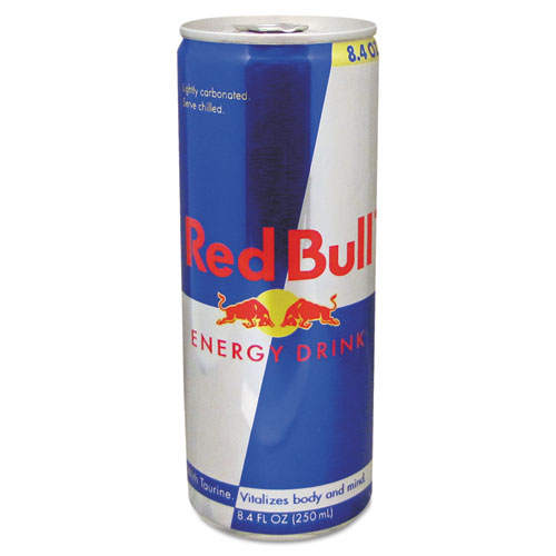 Energy Drink, Original Flavor, 8.4 oz Can, 24/Carton