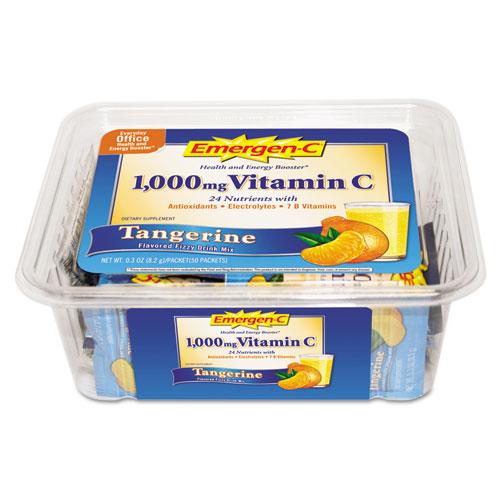 Immune Defense Drink Mix, Tangerine, .3oz Packet, 50/Pack