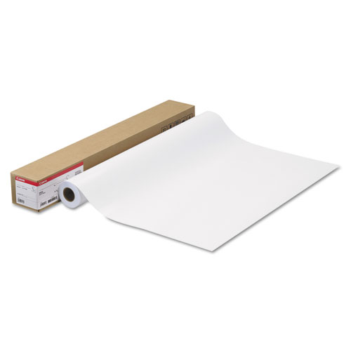 Satin Photographic Paper, 2 Core, 36 x 100 ft, Satin White