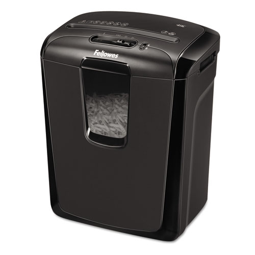 Powershred 49C Cross-Cut Shredder, 8 Manual Sheet Capacity