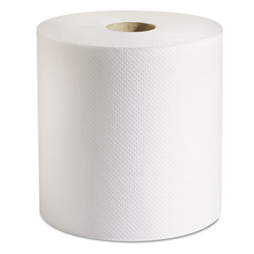 Marcal PRO™ 100% Recycled Hardwound Roll Paper Towels, 7 7/8 x 800 ft, White, 6 Rolls/Ct