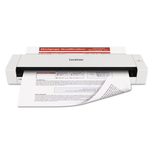 DS720D Mobile Duplex Color Page Scanner