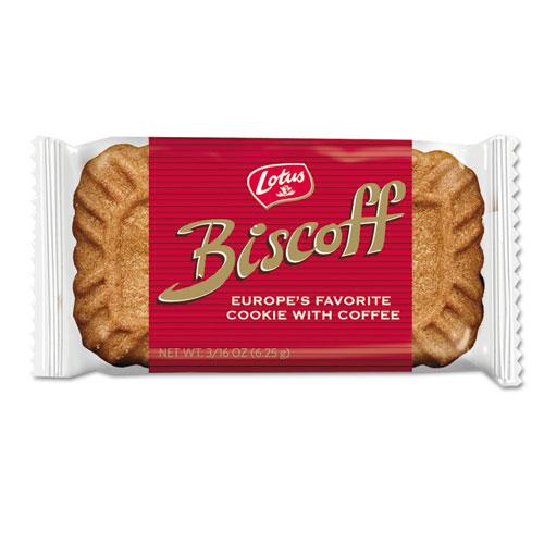 Biscoff Cookies, Caramel, 0.22 oz, 100/Box