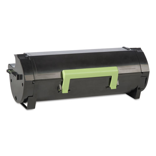 60F1H00 High-Yield Toner, 10000 Page-Yield, Black | by Plexsupply