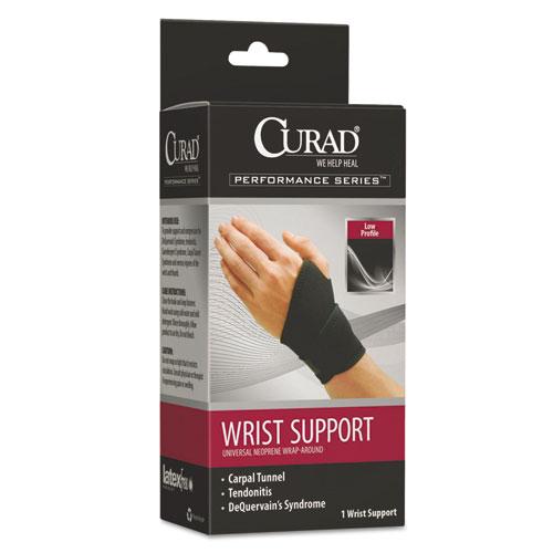 Performance Series Wrist Support, Adjustable, Black