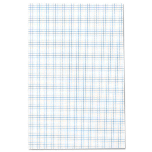 Quadrille Pads 11 X 17 White 50 Sheets