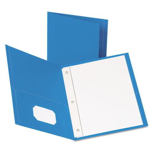 Oxf57701 Oxford Twin Pocket Folders With 3 Fasteners Zuma