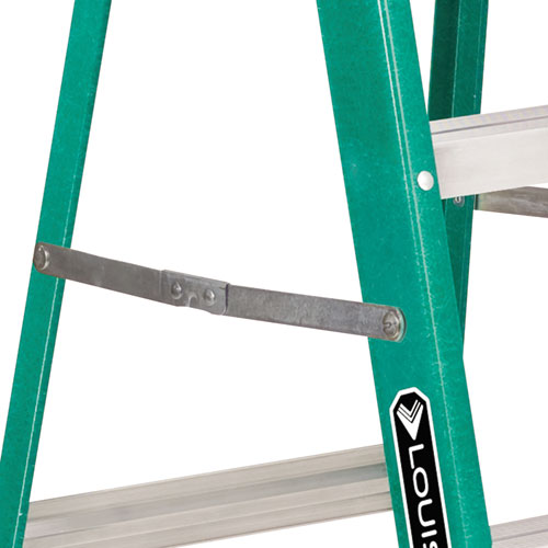 Dadfs4006 Louisville 592 Folding Fiberglass Step Ladder