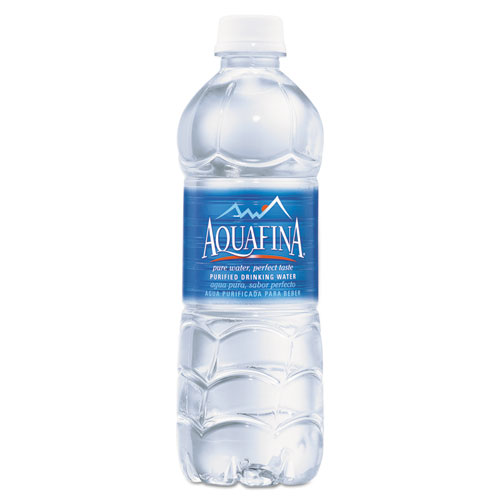 Bottled Water, 16.9oz Bottle, 24/Carton