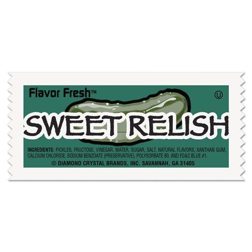 Flavor Fresh Relish Packets, .317oz Packet, 200/Carton