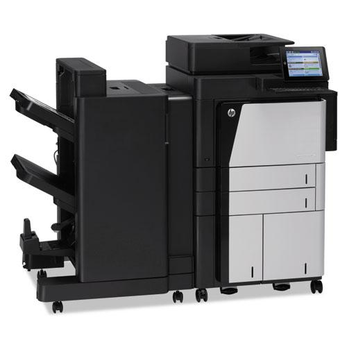 LaserJet Enterprise flow M830z Wireless Laser Multifunction, Copy/Fax/Print/Scan
