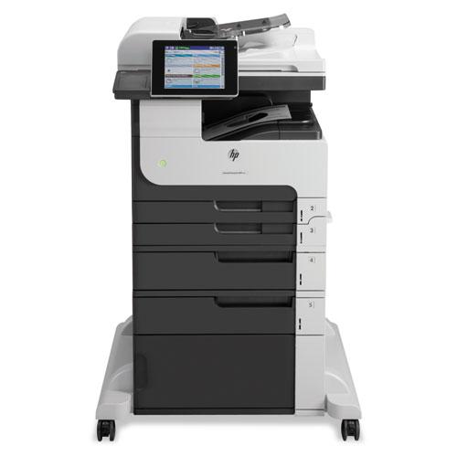 LaserJet Enterprise MFP M725f Multifunction Laser Printer, Copy/Fax/Print/Scan