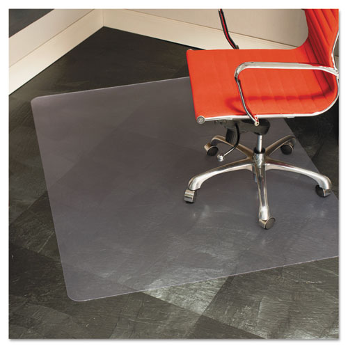 ES Robbins 46x60 Rectangle Chair Mat Multi Task Series For Hard Floors Hea