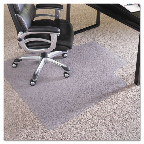 Esr124054 Es Robbins 36x48 Lip Chair Mat Zuma