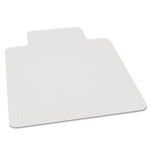 45 X 53 Lip Chair Mat Task Series Anchorbar For Carpet Up