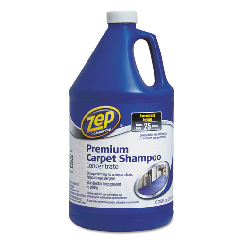 Premium Carpet Cleaner, 128 oz Bottle