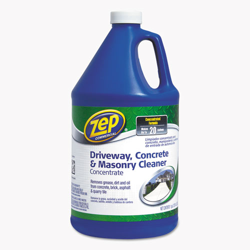 Driveway and Masonry Cleaner, 1 gal Bottle