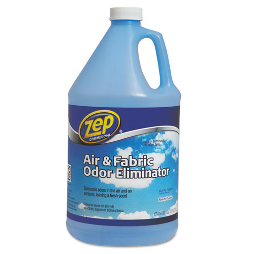 Air and Fabric Odor Eliminator, Fresh Scent, 128 oz Bottle