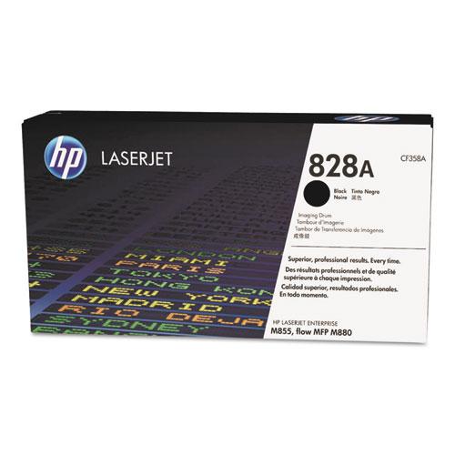 HP 828A, (CF358A) Black Original LaserJet Imaging Drum