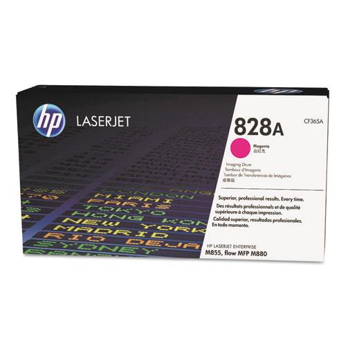 HP 828A, (CF365A) Magenta Original LaserJet Imaging Drum
