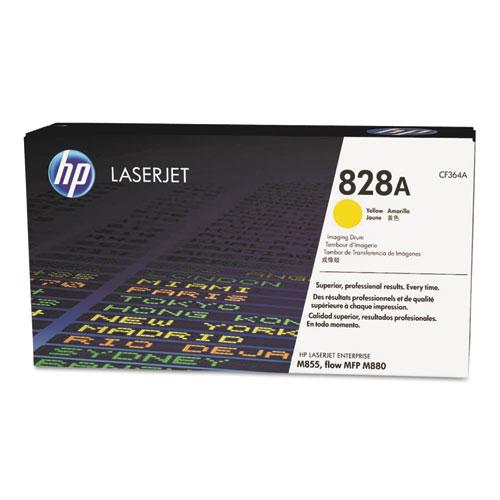 HP 828A, (CF364A) Yellow Original LaserJet Imaging Drum