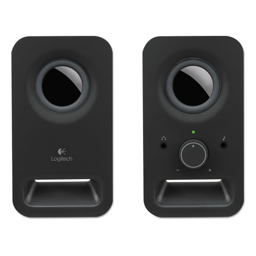 Z150 Multimedia Speakers, Black | by Plexsupply