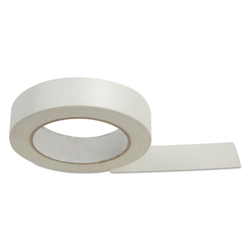 Floor Tape, 1 x 36 yds, White