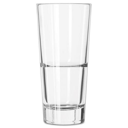 Libbey Endeavor Beverage Glasses, 14 oz, Clear LIB15714