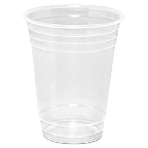 Dart® Conex ClearPro Cold Cups, Plastic, 16oz, Clear, 50/Pack, 20 Packs/Carton