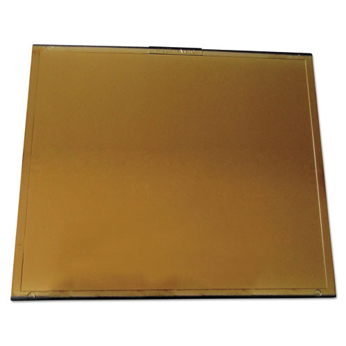 Anchor Brand® Gold-Coated Polycarbonate Filter Plates, 15/Carton