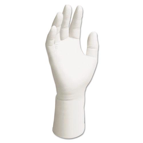 G5 Nitrile Gloves, Powder-Free, 305 mm Length, Medium, White, 1000/Carton