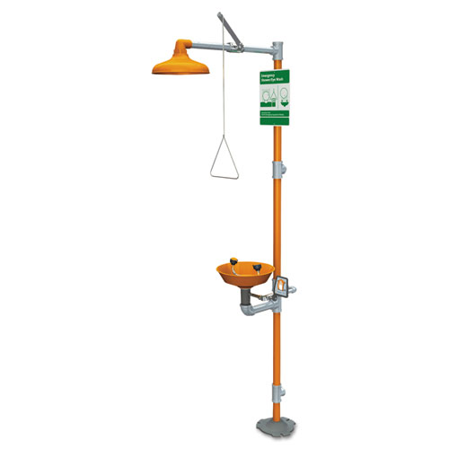 Guardian™ Safety Station with Eye Wash