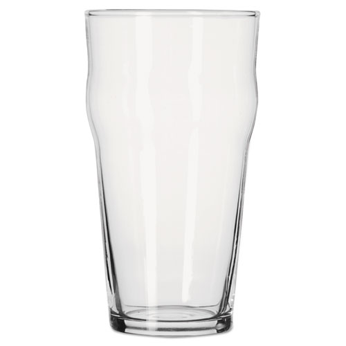 English Pub Glasses, 16 oz, Clear, Beer Glass 14806HT