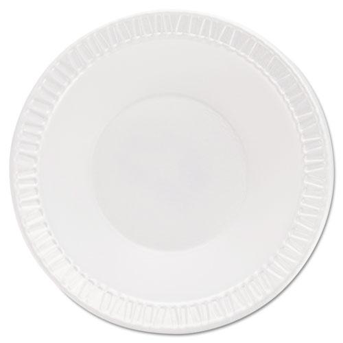 Quiet Classic Laminated Foam Dinnerware, Bowls, 5-6 Oz, White, Round, 125/Pack