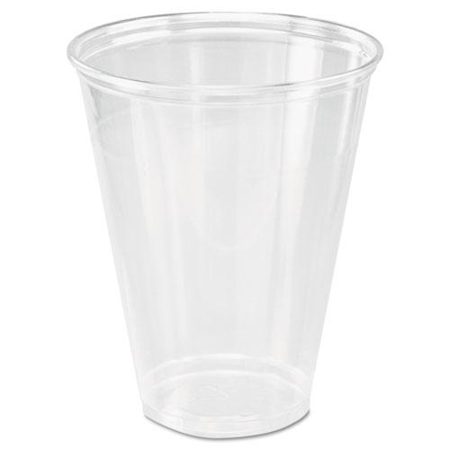 Conex Clear Plastic Cup, Cold, 9 oz., 50/Bag 9C