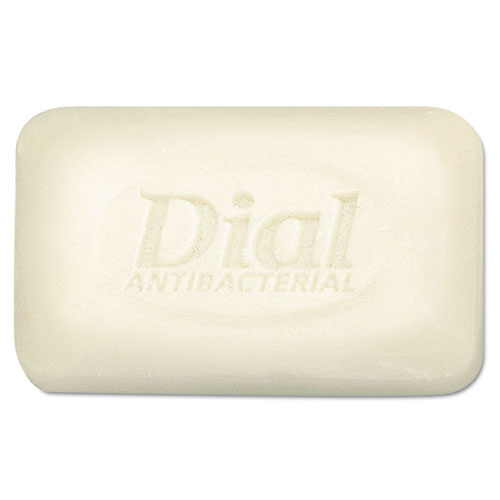 Antibacterial Deodorant Bar Soap, Floral, Unwrapped, White, 1.5 oz