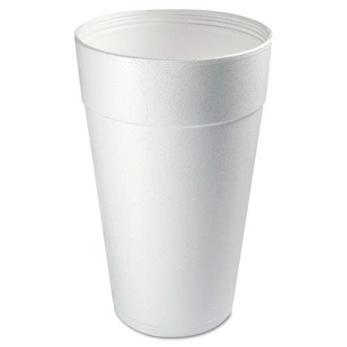 Conex Foam Cup, 44 oz., Hot/Cold, White, 20/Bag 44TJ32