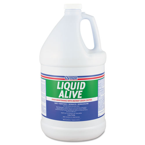 LIQUID ALIVE Enzyme Producing Bacteria, 1 gal Bottle, 4/Carton