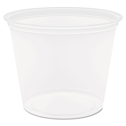 Conex Complement Portion Cups, 5 1/2 oz., Translucent, 125/Bag 550PC